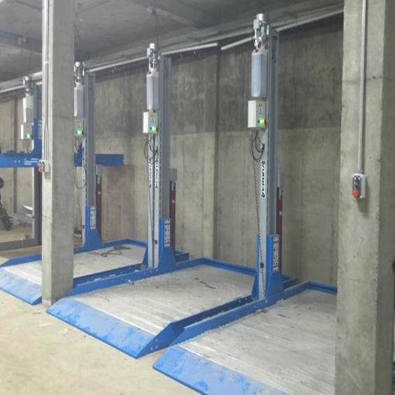 estacionamientos verticales